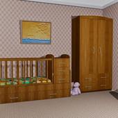 Супер стильный шкаф и кровать- трансформер Maya Oris. Киев