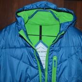 Термо, зимняя, лыжная куртка рост 170 - 176 см. Германия.
