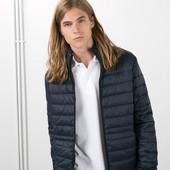 Легкая демисезонная куртка Bershka Испания