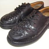 Мужские кожаные туфли Enrico Mori (Handmade) р.43