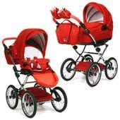 Продам универсальную коляска Knorr-baby Classico 2 в 1