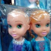Куколки Анна и Эльза ледяное сердце фроузен