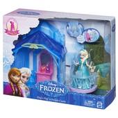 замок Эльзы волшебный клипс Disney Frozen MagiClip Castle