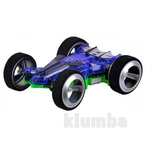 Машинка микро р/у скоростная двусторонняя 1:32 2 расцветки фото №1