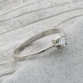 Кольцо серебряное Бьюти 1423