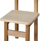Детский деревянный стульчик, Финекс