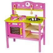 Кухня для девочек «Моя первая кухня», Lelin