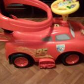 детская машинка 3 в 1 kiddieland
