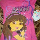 Футболка Nickelodeon Little Girls Dora