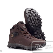 W0126 Шикарные Зимние мужские кроссовки