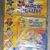 Английский с пеленок: Magic English (с DVD диском)