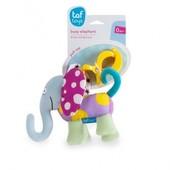 Игрушка-подвеска на прищепке - Дрожащий слоник