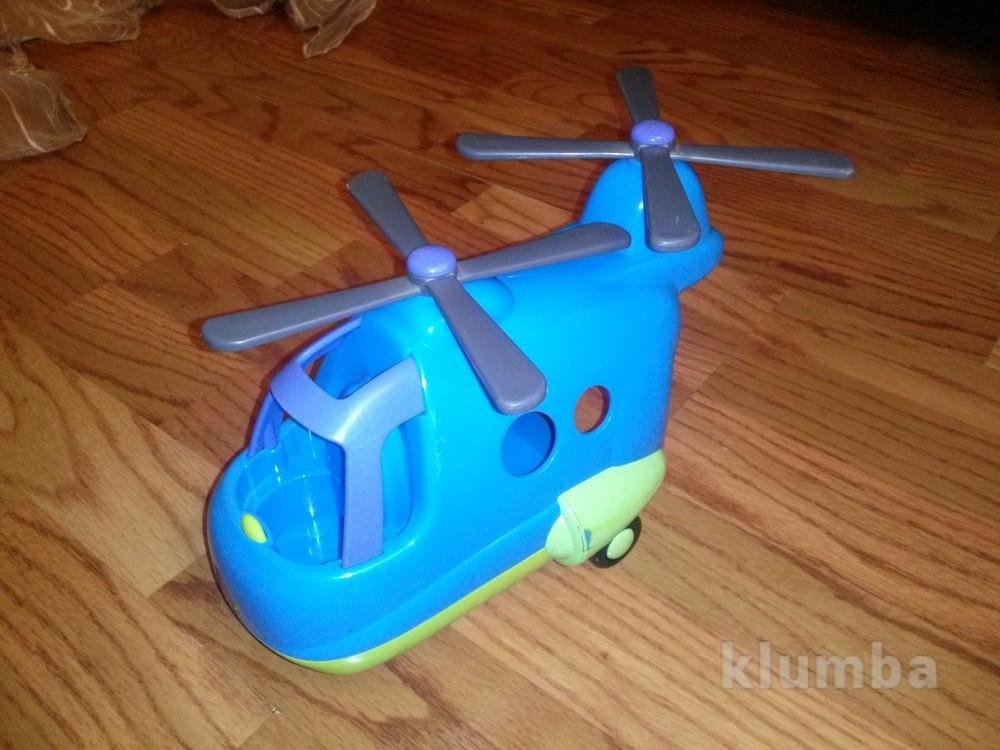 Большой вертолет elc фото №1