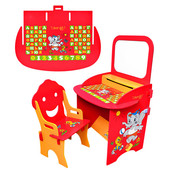 Детская парта Bambi W 059, магнитная доска,столик и стульчик