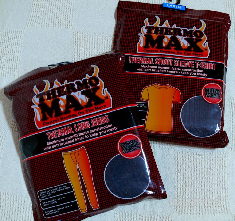 Термолеггинсы и термофутболки от ТМ Thermo Max из Англии!!! фото №1