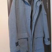 Пальто хорошего качества  р 54 Next  пог 57  68% шерсть