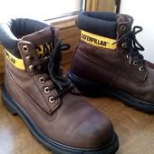 Цена снижена!Кожаные ботинки Caterpillar 36 размер