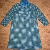 Детское зимнее пальто 9 до 13 лет (146 - 170 см)