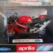 Welly Мотоцикл 1:18