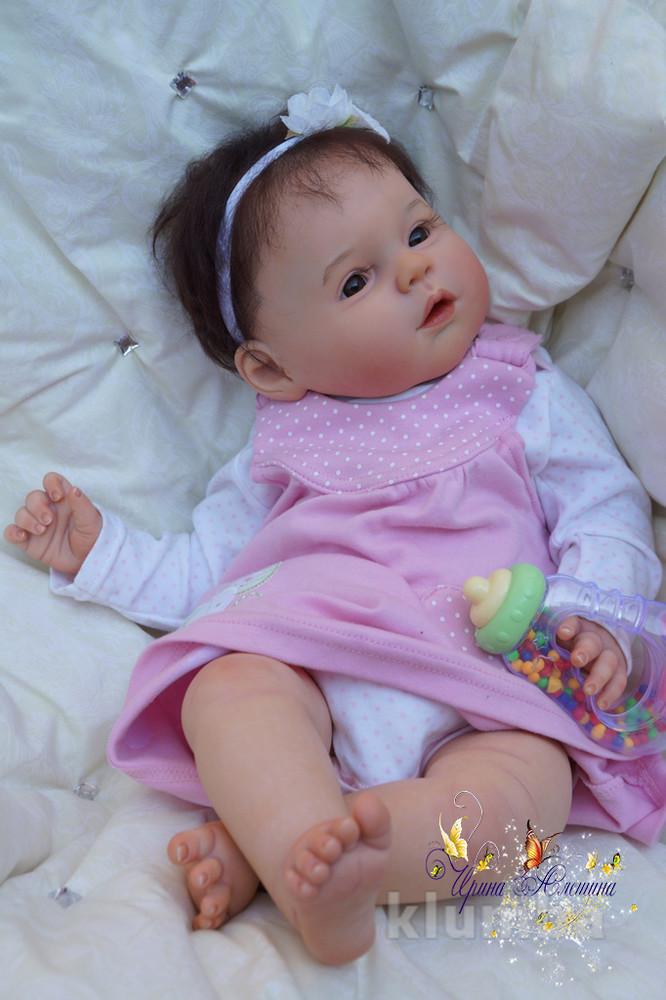 Кукла реборн Алсесандра. фото №1