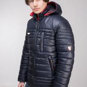 Зимняя мужская куртка недорого M444414