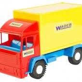 Машинка Mini Truck контейнер  39210