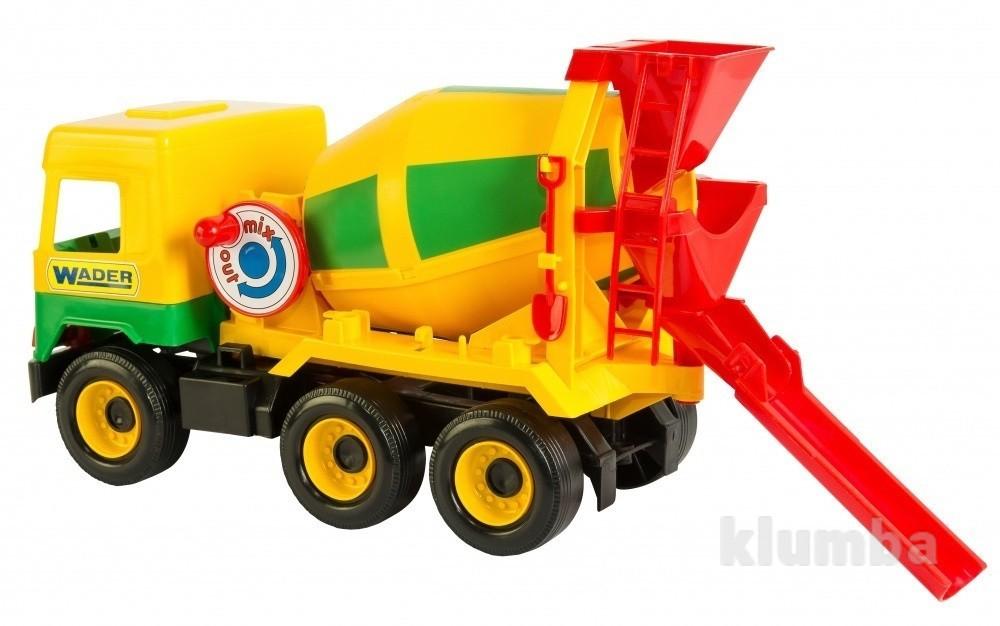 Бетономешалка middle truck  39223 фото №1