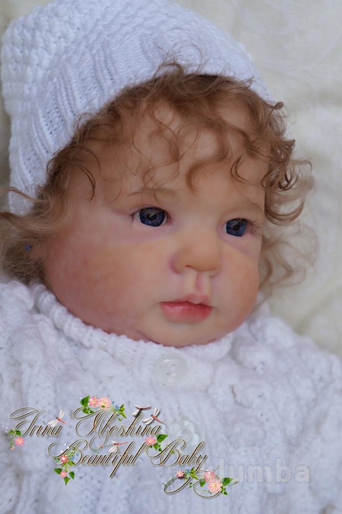 Кукла реборн Кристалина. фото №1