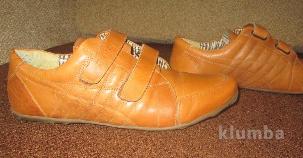 Продам кожаные туфли фото №1