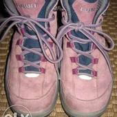 Черевики (ботинки) Lowa 31 р. (19,7 см). шкіра, демисезон