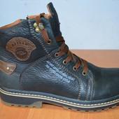 Зимние мужские ботинки Belvas