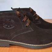 Зимние ботинки Samos- антилед .