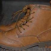 Деми ботинки Alive, 30,33р, Германия
