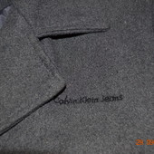 Фирменное пальто на мальчика Calvin Klein Jeans р.160см