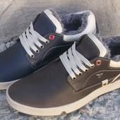 хорошие Зимние мужские кроссовки VanShoes размеры 40-45 № Мaggio