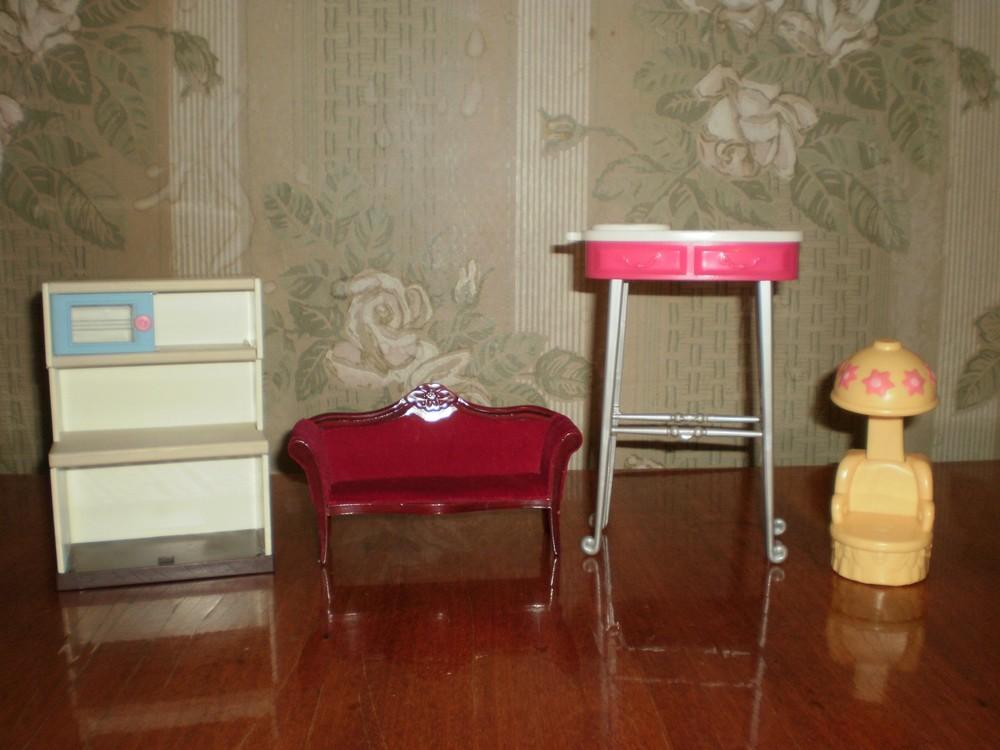 Мебель барби фото №1