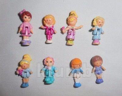 Куплю микро-мини фигурки polly pocket фото №1