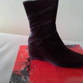 Ботинки демисезонние, новые,Carlo Pazolini, 38 размер