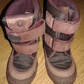 Elefanten фирменные зимние сапоги, ботинки детские