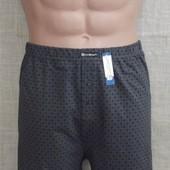 Боксерки шорты мужские семейные 100% хлопок M-2XL. Cottown