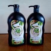 Шампунь для волос Gallus Shampoo Oliven Extrakt 1л.
