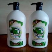 Шампунь для волос Gallus Shampoo Brennnessel 1л. Шампунь Галлус кропива