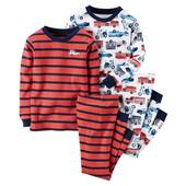 Новые пижамки Carters 3Т,4Т, 5Т  и 8 лет