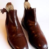 Ботинки, зима, мех, 45 р, 29 см