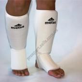 Защита для ног (голень+стопа) Х-б+эластан (белый) Matsa