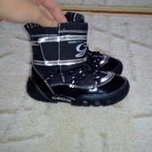 Ботиночки джеокс 23 размер.