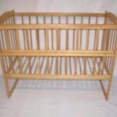 Акция - Кровать качалка с открывающим боком, 120х60