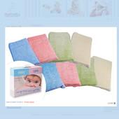 Duetbaby детский плед одеяло однотонный