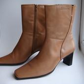"""Сапоги кожаные """"Tamaris"""" 40р. (26 см по стельке)"""