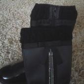 Нові, стильні, чобітки, Італія, фірма Bubble Gummers, 26 розмір